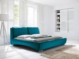 Diamond Sofa Sydney Teal Fabric California King Bed - Sydney bedroom furniture