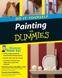 Painting Do-It-Yourself For Dummies: Katharine Kaye McMillan, Patricia Hart  McMillan: 9780470175330: Amazon.com: Books
