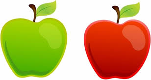 green and red apples clipart. pin green clipart red apple #1 and apples pinart