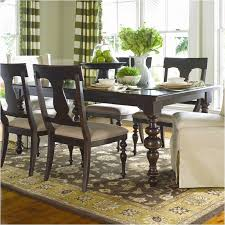 Universal Furniture Paulas Table Tobacco