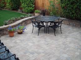 designs patio excellent paver ideas