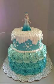 cakes for girls 9th birthday frozen. Modren 9th Frozen Themed Birthday Cake On Cakes For Girls 9th