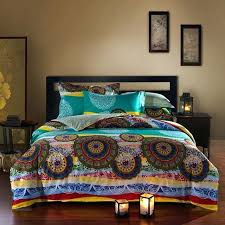 bed bath and beyond duvet covers moroccan pattern bedding inspirational bohemian set style bedclothes cover cotton