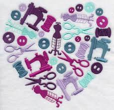 Sewing Machine Embroidery Projects