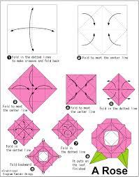 Toilet Paper Origami Flower Instructions Origami Carnation Diagram Manual E Books