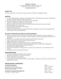 Safety Manager Resume Safety Manager Resume Resume Badak