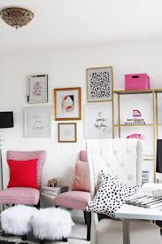 chic home office. describe your office space to us chic home