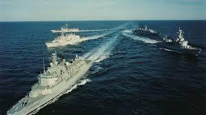 Военные учения НАТО Poseidon 21 стартовали в румынском порту Констанца