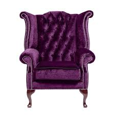 purple arm chair attractive bowes crushed velvet armchair christopher guy interiors in 16