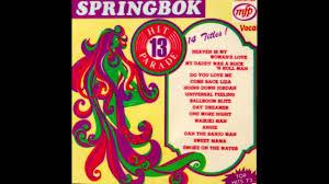 Springbok Hit Parade Vol 13 1973 Track B 02 One More Night Hq