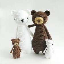 Crochet Bear Pattern Amazing Amigurumi Crochet Bear Pattern By Little Bear Crochets