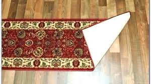 rugs rubber