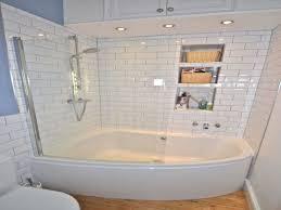 Photo 1 of 10 Superior Corner Bathtub With Shower #1 Corner Tub Shower .