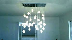 modern foyer chandelier modern foyer chandeliers home