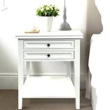 simple white bedside table side round stunning 9 white marble side table
