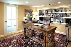 home office rug placement living room rug placement in office traditional home with french doors hardwood