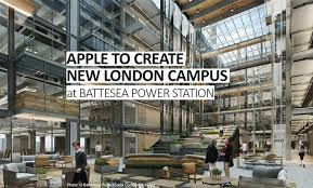 Apple office New Apple Plans Its New London Campus Ongreening Apple Plans Its New London Campus Ongreening