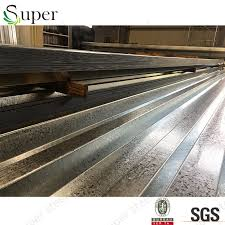 self support decking galvanized corrugated steel sheet corrugated roofing sheet