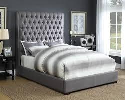 upholstered bed grey. Upholstered Bed Grey
