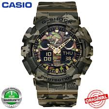 <b>100</b>% <b>Original</b> Casio gshock <b>GA100</b> Men Sport Watches Army ...