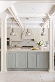 painted gray kitchen cabinetsPainted Kitchen Cabinet Ideas  Freshome