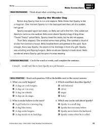 Daily Reading Comprehension Grade 3 | EMC3453