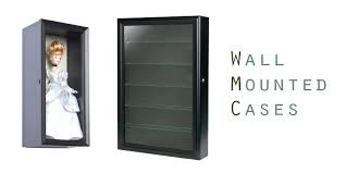 wall mounted curio cabinet wooden showcases wall mounted glass display cabinets ikea