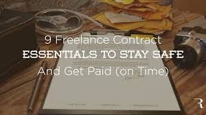 Making Contracts More Profitable Stunning 44 Freelance Contract Template Essentials To Stay Safe Free Template