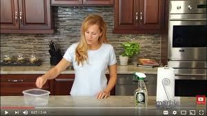 how to seal granite countertops