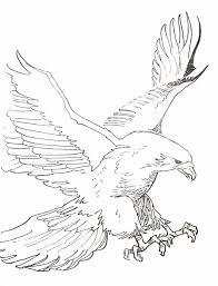 55 Dessins De Coloriage Aigle Imprimer Sur Laguerche Com Page 4