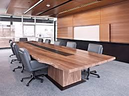 custom office tables. Live Edge Madrone Conference Table With Data Custom Office Tables E