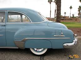 Spud's Garage - 1952 Chevy Deluxe Business Coupe - For Sale