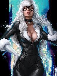 black cat marvel. Perfect Cat Black Cat And Marvel C