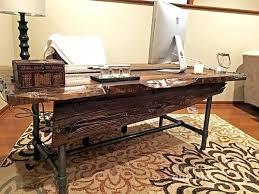 how to build an office. How To Build An Office Desk Rustic Diy