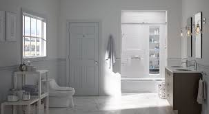 Choreograph Shower Wall And Accessory Collection Bathroom KOHLER - Bathroom locker