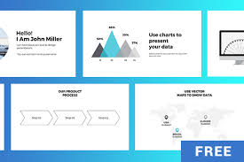 Free Business Templates Business Strategy Powerpoint Template Free Presentation Theme