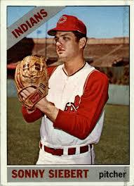 1966 Topps #197 Sonny Siebert - EX | eBay