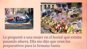 Learn Spanish With Stories Semana Santa En Guatemala Preterit Vs