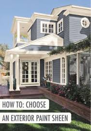 Good Check Out This Guide On How To Choose The Perfect Exterior Paint Sheen And  Youu0027