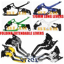 For Honda ntv 650 revere 1990 <b>CNC Motorcycle Folding Extending</b> ...