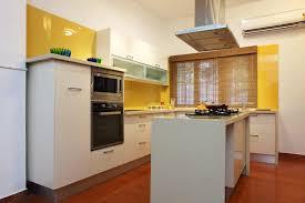 Ideas In Glass For Kitchen Interiors THE INTERIOR DESIGN BLOG Simple Kitchen Design India Interior