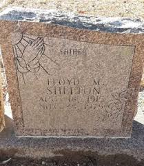 Floyd Melvin Shelton (1915-1979) - Find A Grave Memorial