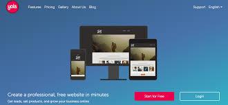 10 best website builders reviewed i bought and signed up website builder yola