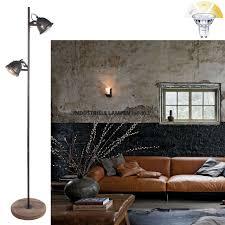 Verweerd Houten Vloerlamp Lamp T