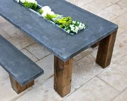 modern concrete patio furniture. Modern Concrete Patio Outdoor Furniture And Tags Table . T
