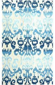 blue ikat rug inspirational for rugs lanterns top pinned items with regard teardrop kilim lagoon blue ikat rug