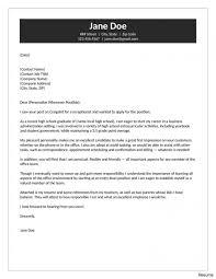 Receptionist Entry Level Coverter Resume Email Etiquette Builder For