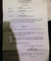 Eduardo Manalo Hinainan Ng Subpoena Ng Q C Prosecutor Hinggil Sa