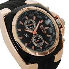 v6 chunky designer watch new mens luxury dz suit style gift image is loading v6 chunky designer watch new mens luxury dz