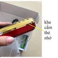 Hàng Tốt] Máy nghe nhạc mini Craven CR 836S/853 3 pin nghe kinh-nghe đài FM  dùng thẻ nhớ pin siêu trâu- Bh 6 tháng - Loa Nhãn hàng No Brand